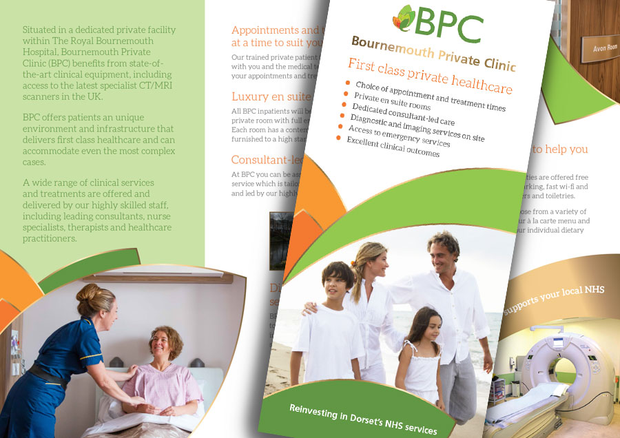 BPC DL service leaflet