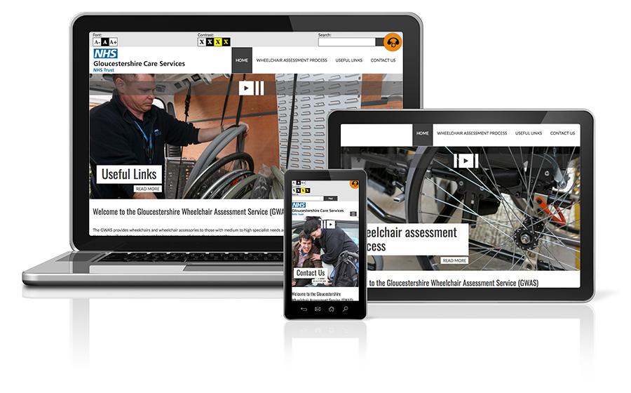 wheelchair website