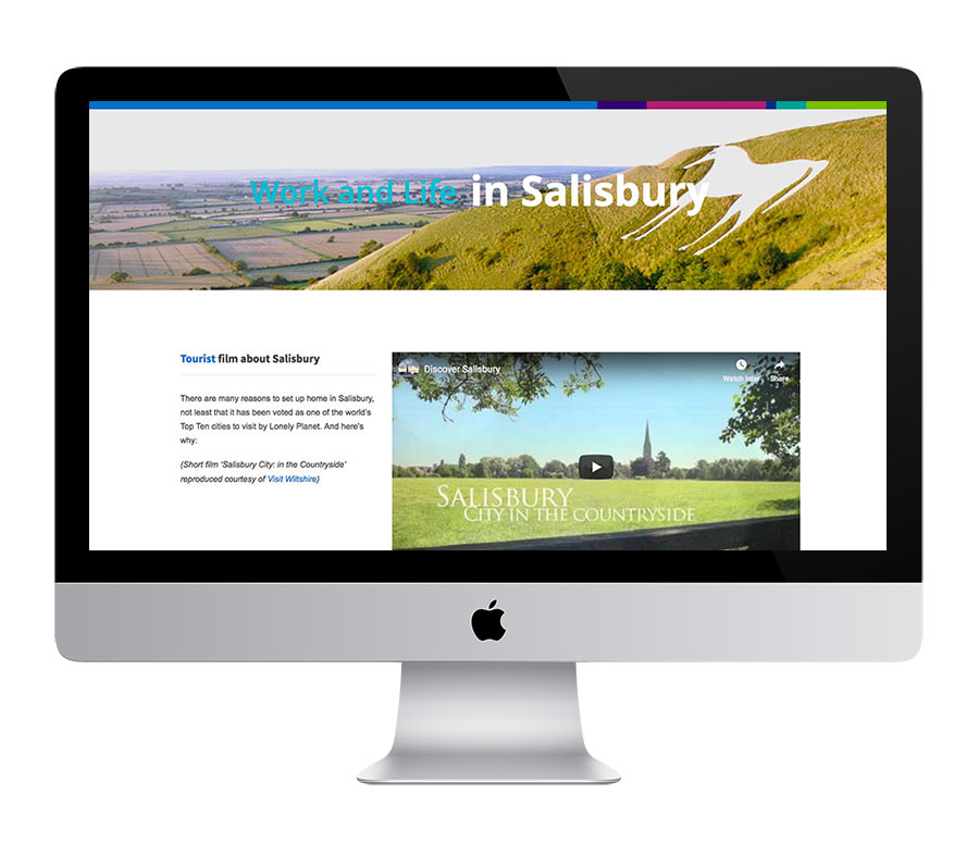 Worklife Salisbury Recruitment Website